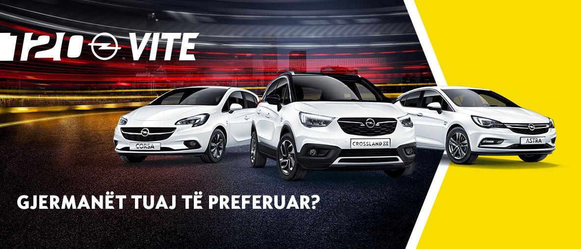 Opel 120 vite
