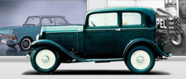 Opel history